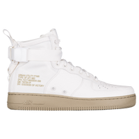 Nike Sf Air Force 1 Mid 17 Men S Casual Shoes White White