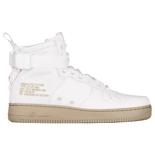 nike sf air force 1 mid men's shoe white nz