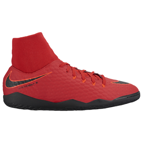 Nike HypervenomX Phelon III Dynamic Fit IC University Red Black Crimson  17768616 404d24a0f3