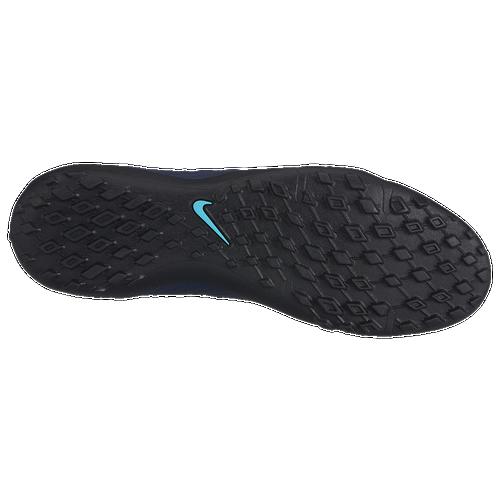 Nike HypervenomX Phelon III Dynamic Fit TF Obsidian/White/Gamma Blue 17769414