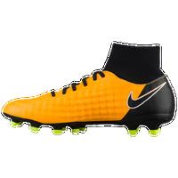 professional online store Nike Hypervenom Phade III FG Men s Soccer Shoes Electric Green Black Hyper Orange Volt