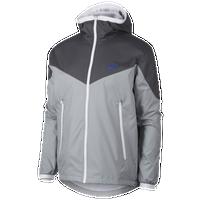 Nike Windrunner Packable Jacket - Men s - Grey   Grey f0fb9f4cd