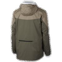 b9256ee577bf Nike Windrunner Packable Jacket - Men s - Tan   Olive Green