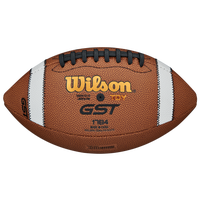 Wilson GST TDY Youth Composite Football - Boys' Grade School - Brown / White