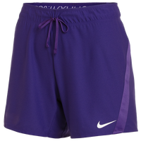 Nike Team Authentic Dry Attack Shorts - Women's - Purple