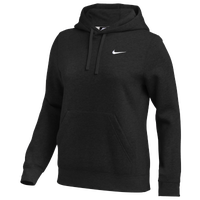 Nike Team Club Fleece Hoodie - Women's - Black