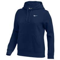 Nike Team Club Fleece Hoodie - Women's - Navy