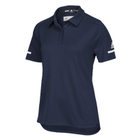 adidas Team Iconic Coaches Polo - Women's - Navy / White