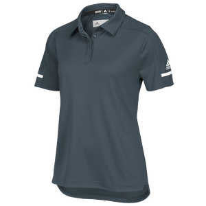 adidas Team Iconic Coaches Polo - Women's - Onix/White