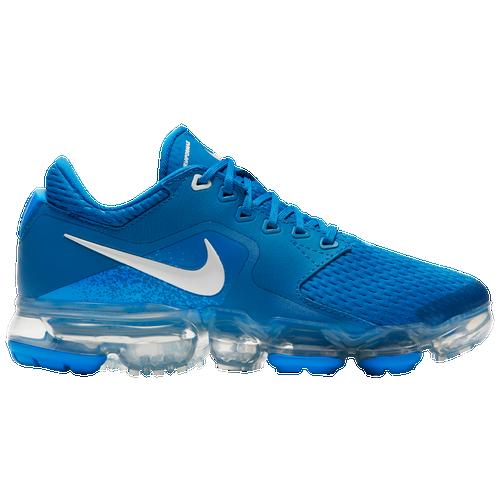 01d55fc45a472 Nike VaporMax - Boys  Grade School - Running - Shoes - Military  Blue Sail Photo Blue