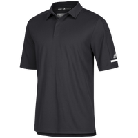 adidas Team Iconic Coaches Polo - Men's - Black / White