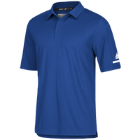 adidas Team Iconic Coaches Polo - Men's - Blue / White