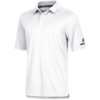 adidas Team Iconic Coaches Polo - Men's - White / Grey
