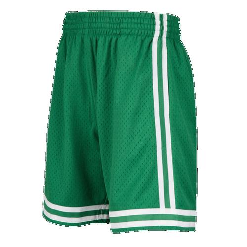 Mitchell   Ness NBA Swingman Shorts - Men s - Clothing - Boston ... 8e0de5b2000d