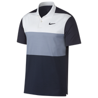 Nike Dry Vapor Colorblock Golf Polo - Men's - Navy