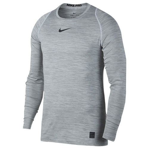 dab4a751e Nike Pro Fitted Long Sleeve Top - Men's - Training - Clothing ...
