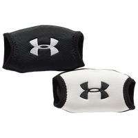 Under Armour Home and Away Chin Pads - Men's - Black / White