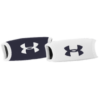 Under Armour Home and Away Chin Pads - Men's - Navy / White