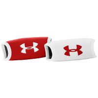Under Armour Home and Away Chin Pads - Men's - Red / White