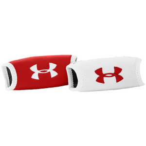 Under Armour Home and Away Chin Pads - Men's - Red/White
