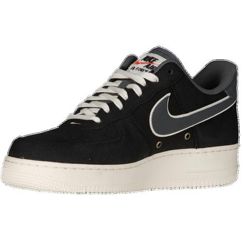 Nike Air Force 1 LV8 - Men\u0027s - Black / Grey