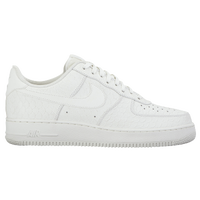 Blanc Nike Air Force 1 Low Mens