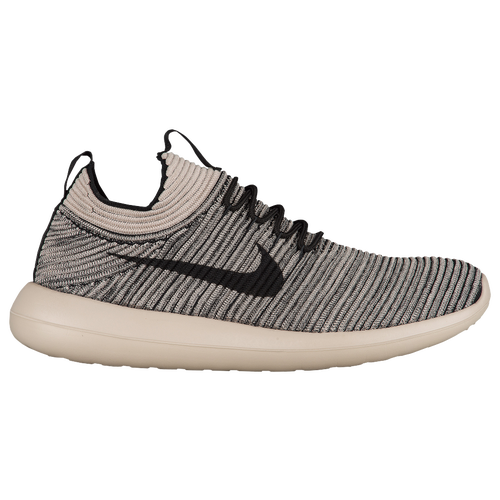 Nike Roshe Two Flyknit V2 - Men's - Casual - Shoes - String/Black/Light  Charcoal