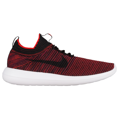 Nike Roshe Two Flyknit V2 - Men s - Casual - Shoes - Chile Red  Black Bordeaux White 20100a39436f