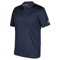 adidas Team Grind Polo - Men's - Navy / Navy