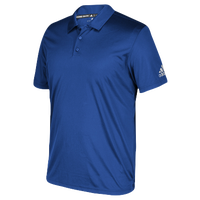 adidas Team Grind Polo - Men's - Blue / Blue