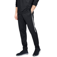 Under Armour Recovery Travel Track Pants - Men's - Black / Black