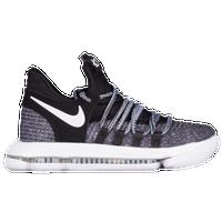 1b568cd9f238 Nike KD X - Boys  Grade School - Kevin Durant - Black   White
