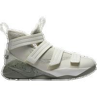 4b24e84bd3e Nike LeBron Soldier XI - Boys  Grade School - Lebron James - Off-White