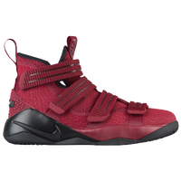 be144bd14c46 Nike LeBron Soldier 11 - Boys  Grade School - Lebron James - Red   Black