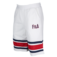 f2fc77656290 Fila Parker Shorts - Men's - White