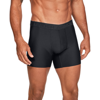 Under Armour Recovery Compression Boxerjock - Men's - Black