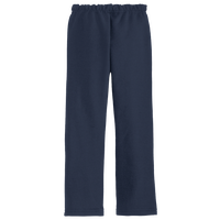 Gildan Team Heavy Blend Open Bottom Sweatpants - Youth - Navy