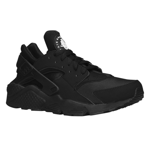 best sneakers e47ec f4c24 Nike Air Huarache - Men s - Casual - Shoes - Black White