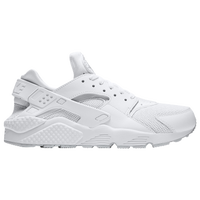 nike huarache mens all white