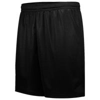 Augusta Sportswear Team Tricot Mesh Shorts - Boys' Grade School - Black
