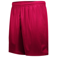 Augusta Sportswear Team Tricot Mesh Shorts - Boys' Grade School - Red