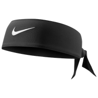Nike Dri-FIT Head Tie 2.0 - Women's - Black / White