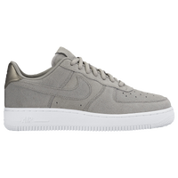 nike air force 1 low dames grey