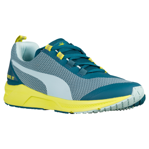 PUMA Ignite XT - Women's - Running - Shoes - Clearwater/Blue Coral/Sulphur  Spring