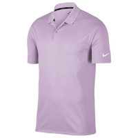Nike Dri-Fit Victory Solid Golf Polo - Men's - Purple