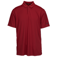 Nike Dri-Fit Victory Solid Golf Polo - Men's - Red / Black