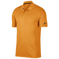 Nike Dri-Fit Victory Solid Golf Polo - Men's - Orange / Orange