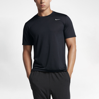 Nike Legend 2.0 Short Sleeve T-Shirt - Men's - All Black / Black