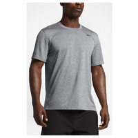 Nike Legend 2.0 Short Sleeve T-Shirt - Men s - Grey   Grey 2276ca0e8