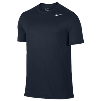 Nike Legend 2.0 Short Sleeve T-Shirt - Men's - Navy / Navy